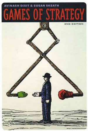 Cover of Games of Strategy