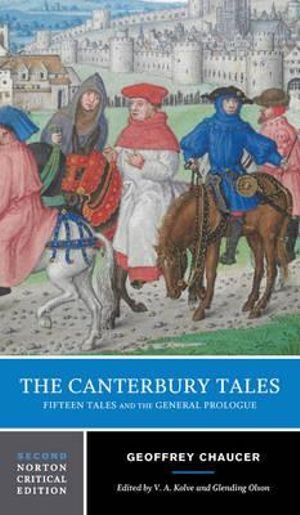 Cover of The Canterbury Tales