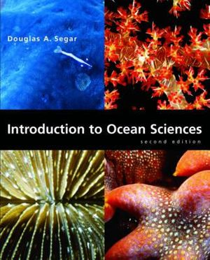 Cover of Introduction to Ocean Sciences