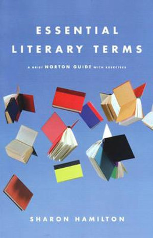 Cover of Essential Literary Terms