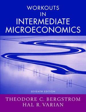 Cover of Workouts in Intermediate Microeconomics (7th. Ed.)