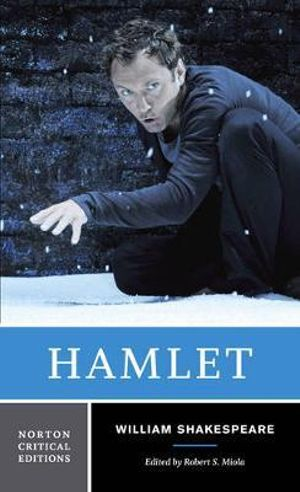 Cover of Hamlet Norton Critical Editions Translated By Miola