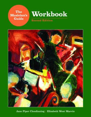 Cover of Musician's Guide Workbook
