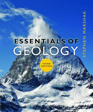 Cover of Essentials of Geology