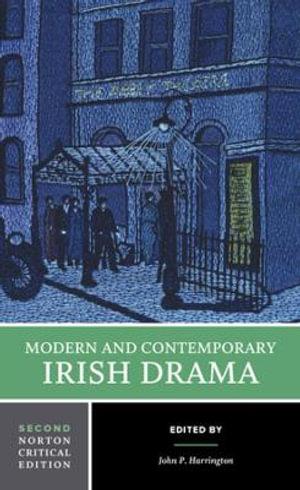 Cover of Modern and Contemporary Irish Drama