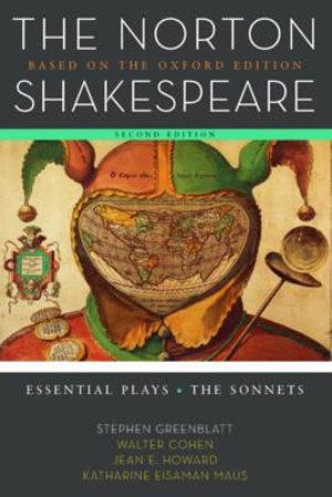 Cover of The Norton Shakespeare