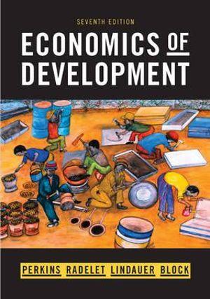 Cover of Economics of Development 7E