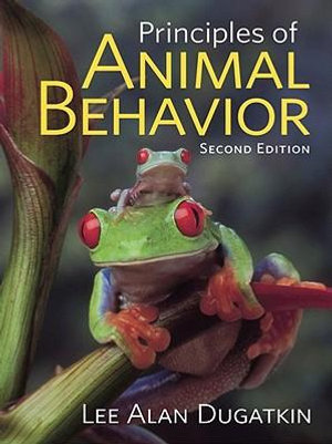Cover of Principles of Animal Behavior