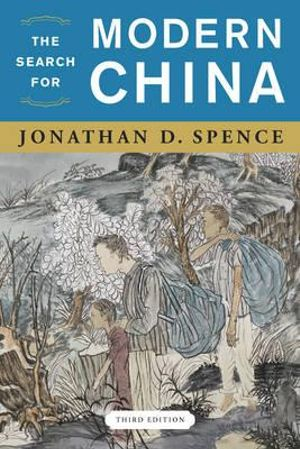 Cover of The Search for Modern China