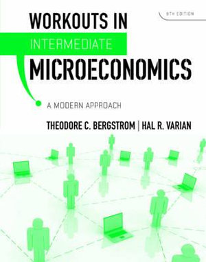Cover of Intermediate Microeconomics 8E Workouts