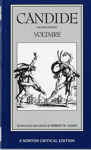 Cover of Candide, Or, Optimism