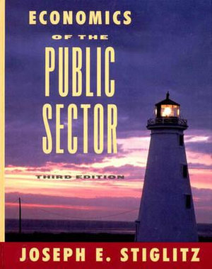 Cover of Economics of the Public Sector