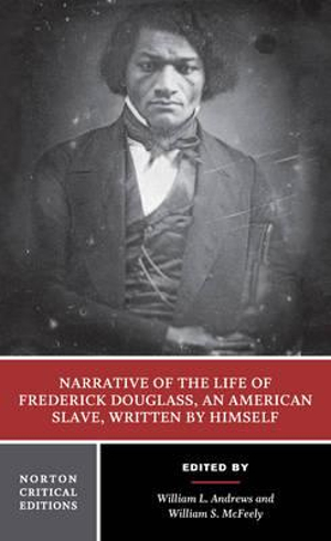 Cover of Narrative of the Life of Frederick Douglass, an American Slave Written by Himself
