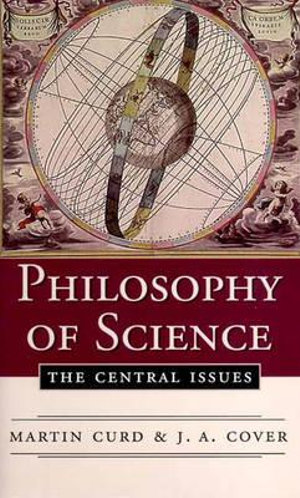 Cover of The Philosophy of Science