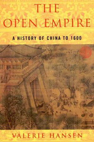 Cover of Open Empire