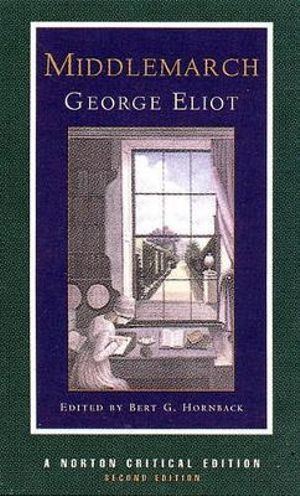 Cover of Middlemarch 2E