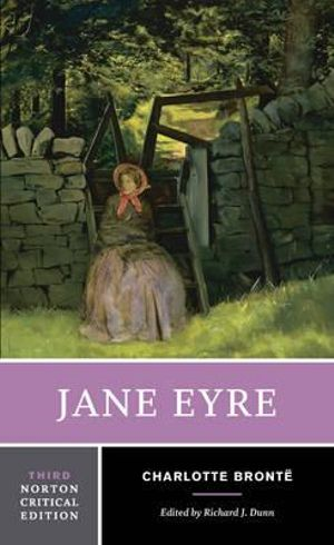 Cover of Jane Eyre 3/e
