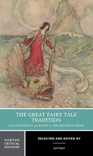 Cover of The Great Fairy Tale Tradition