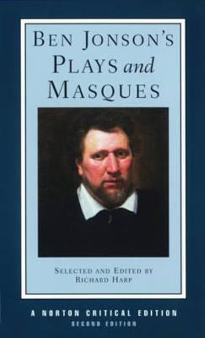 Cover of Ben Jonson's Plays and Masques