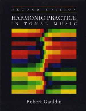 Cover of Harmonic Practice in Tonal Music