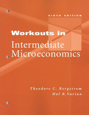 Cover of Workouts in Intermediate Microeconomics