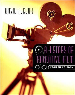 Cover of A History of Narrative Film