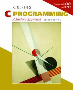 Cover of C Programming: A Modern Approach, 2nd Edition