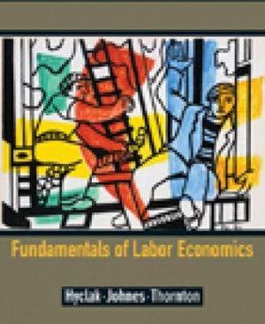 Cover of Fundamentals of Labor Economics