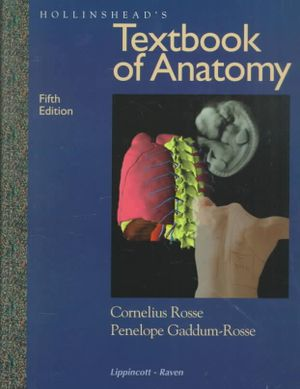 Cover of Hollinshead's Textbook of Anatomy