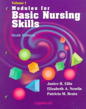 Cover of Modules for Basic Nursing Skills