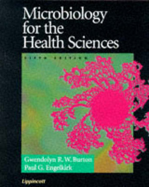 Cover of Microbiology for the Health Sciences