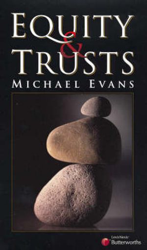 Cover of Outline of Equity and Trust