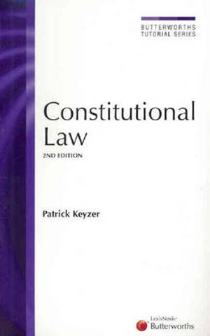 Cover of Constitutional Law
