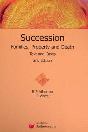 Cover of Succession