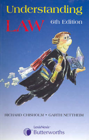 Cover of Understanding Law
