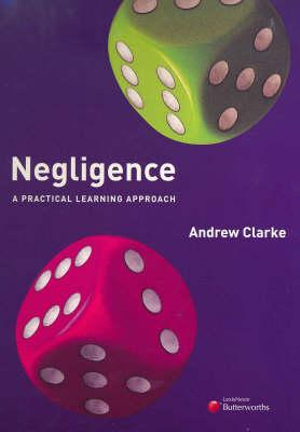 Cover of Negligence