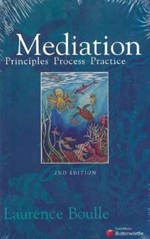 Cover of Mediation
