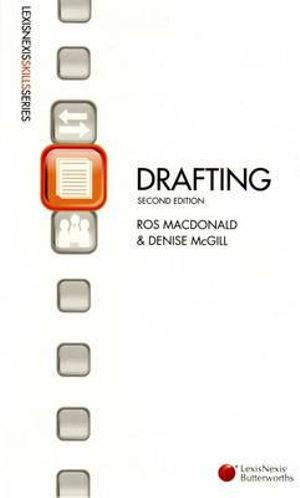 Cover of Drafting