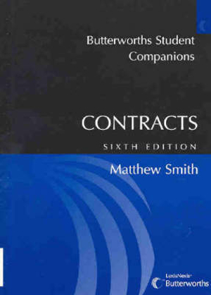 Cover of Contracts
