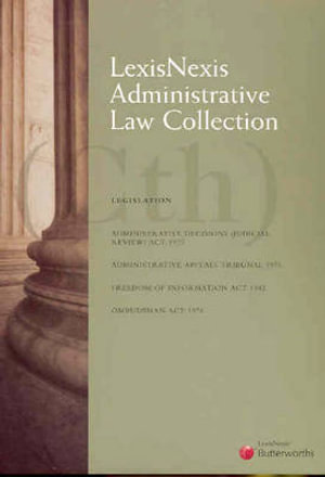 Cover of LexisNexis Administrative Law Collection