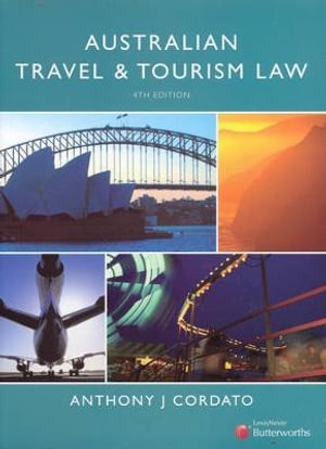 Cover of Australian Travel and Tourism Law