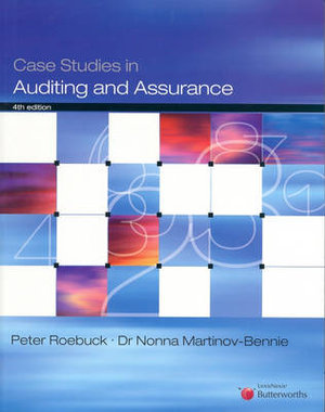 Cover of Case Studies in Auditing and Assurance