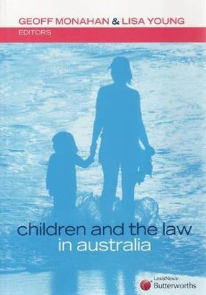 Cover of Children and the Law in Australia