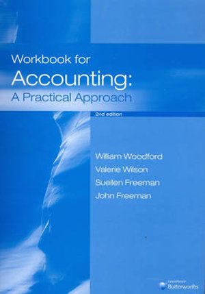 Cover of Workbook for Accounting