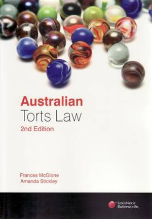 Cover of Australian Torts Law - 2nd ed.
