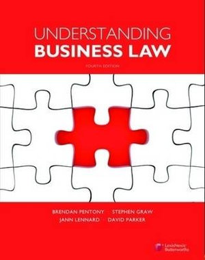 Cover of Understanding Business Law