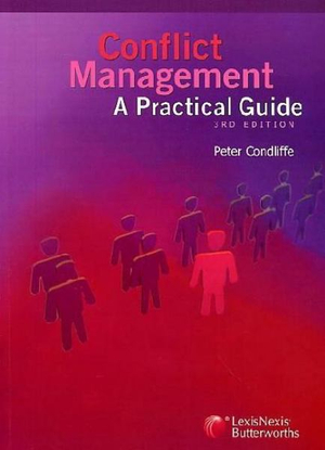 Cover of Conflict Management
