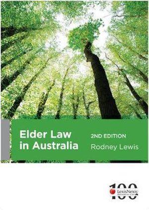 Cover of Elder Law in Australia