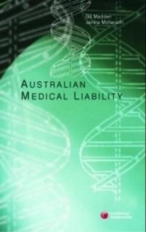 Cover of Australian Medical Liability
