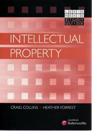 Cover of LexisNexis Study Guide: Intellectual Property